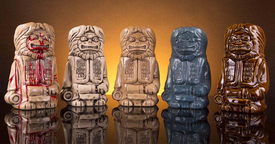Planet of the Apes Lawgiver Tiki Mugs