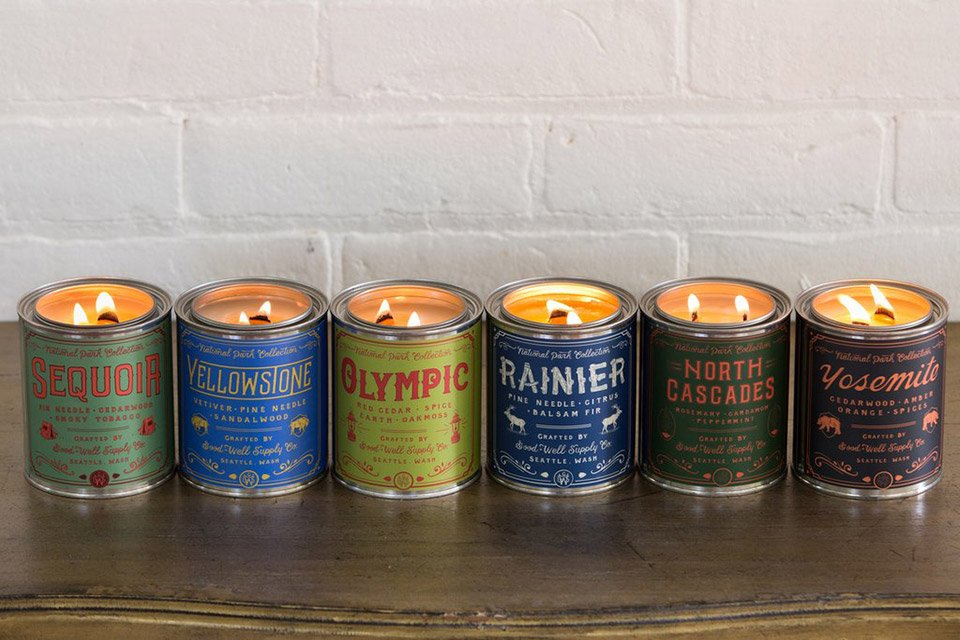 National Park Candles