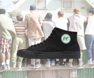PF Flyers Sandlot Center Hi