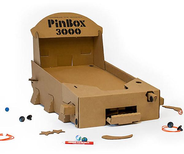 Deal: DIY Pinball Machines