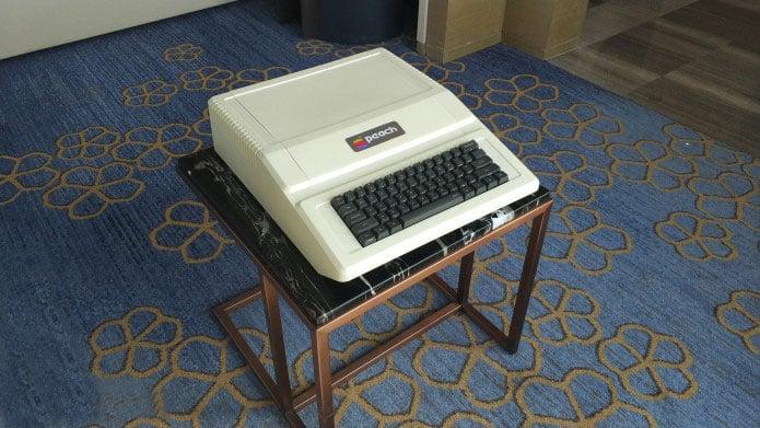 Raadition Apple II PC Case