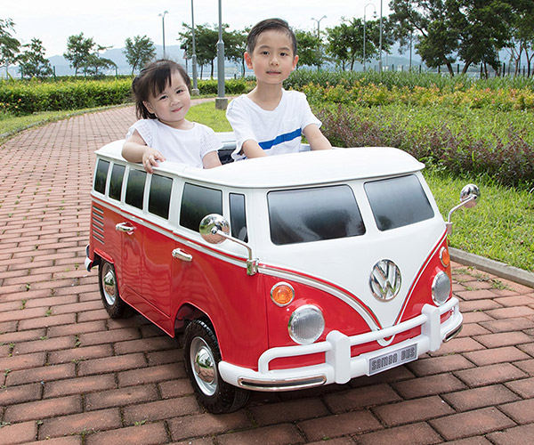 Ride-on VW Camper Van