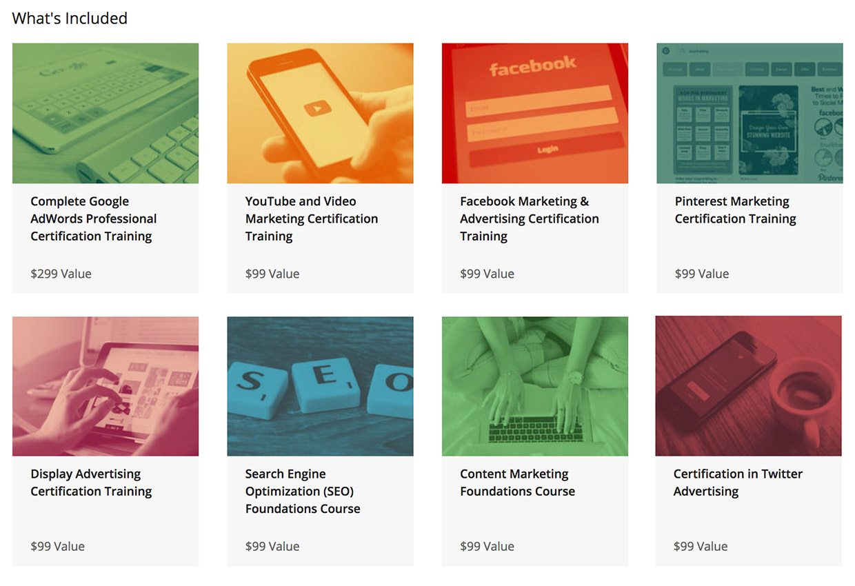Deal: Digital Marketing Bundle