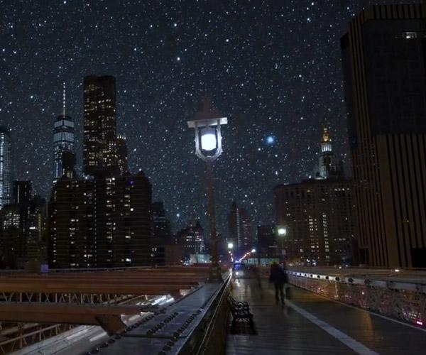 Skyglow: NYC