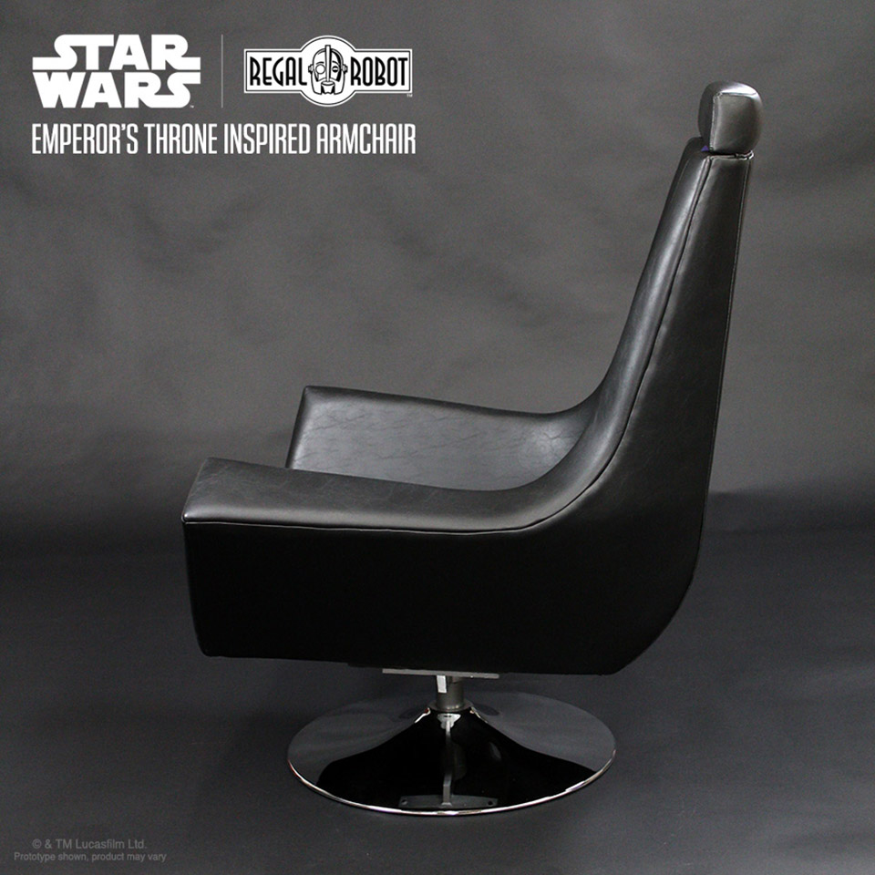 Star Wars Emperor's Throne