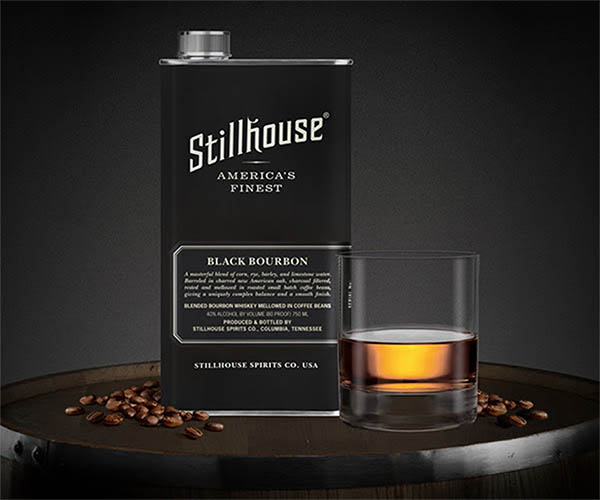 Stillhouse Black Bourbon