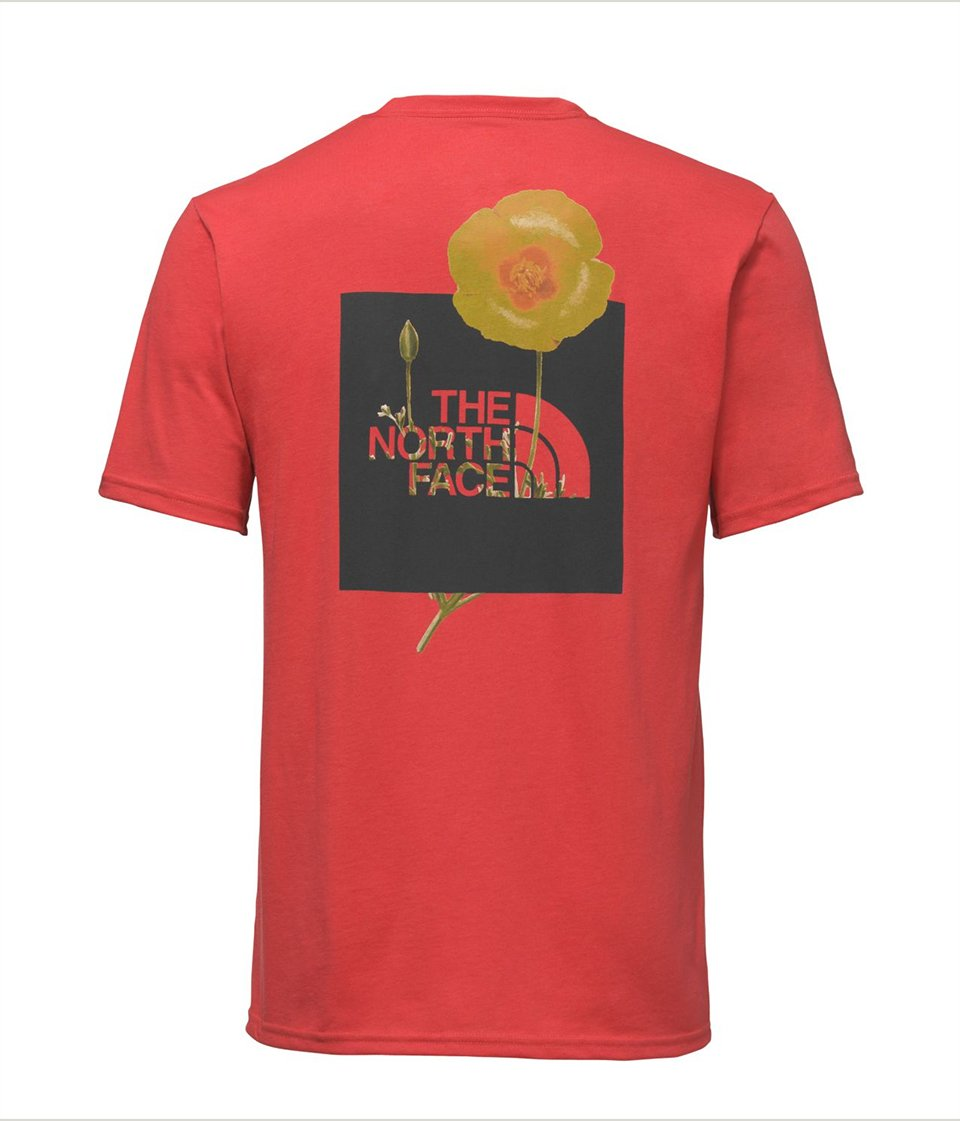 The North Face Bottle Source Tees