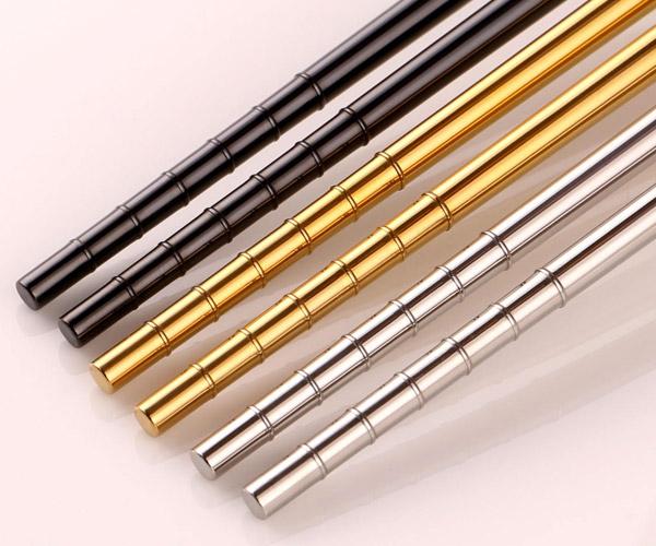 TTi-068 Titanium Chopsticks