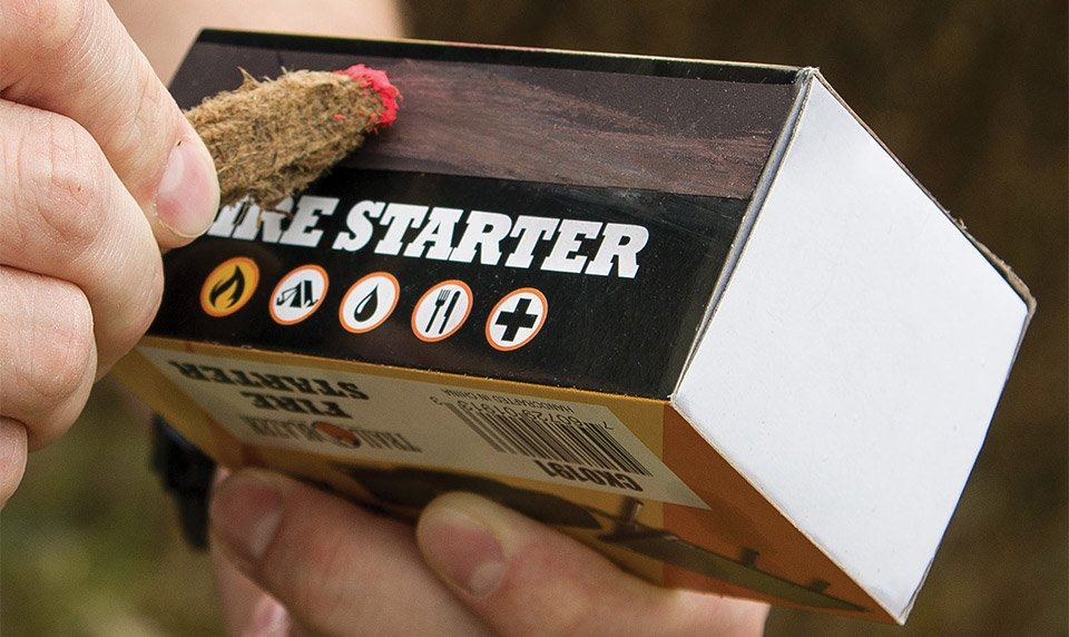 Trailblazer Firestarter Sticks
