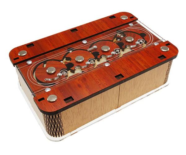 Viking Puzzle Box