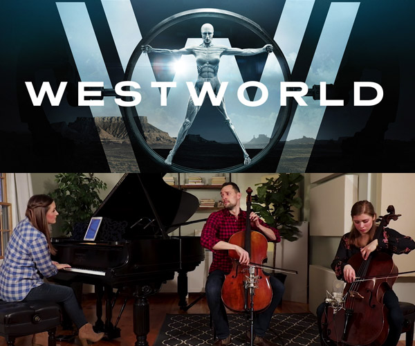 Westworld Theme: Live Cover