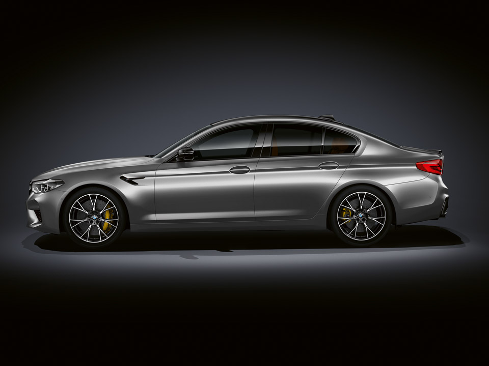 2019 Bmw M5 Competition The Awesomer