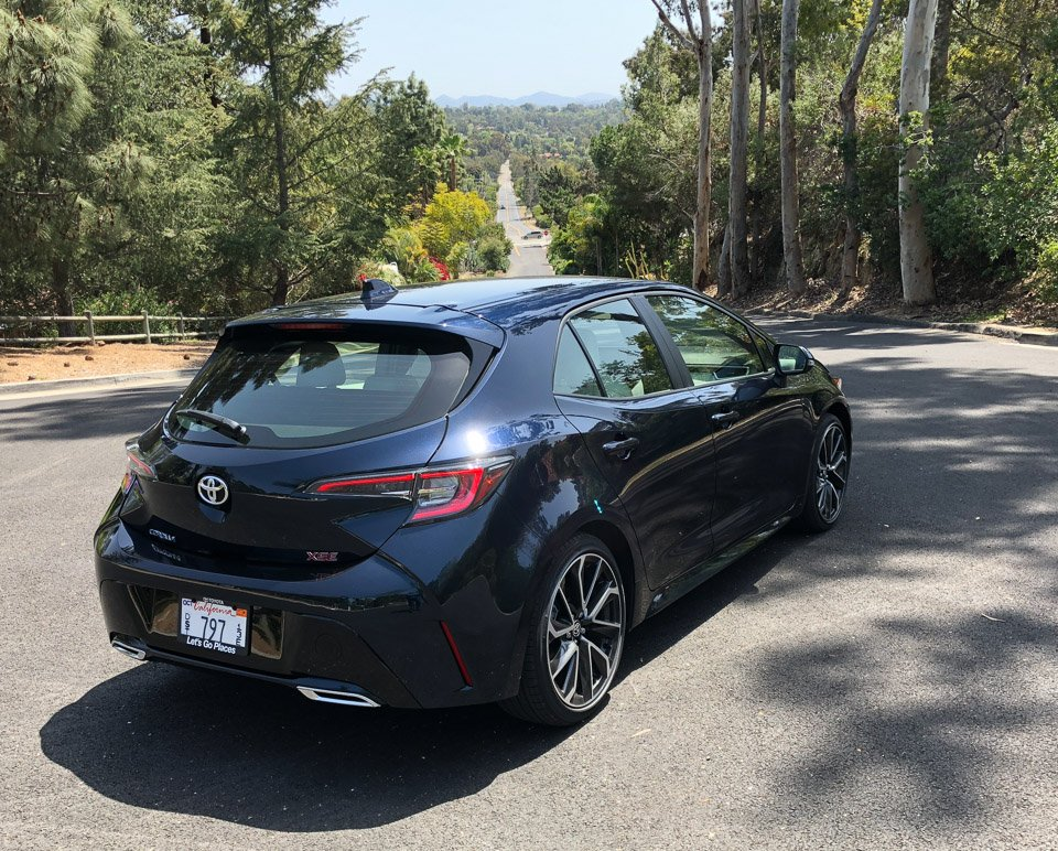 Driven: 2019 Toyota Corolla Hatchback