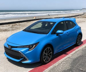Driven: 2019 Toyota Corolla Hatchback