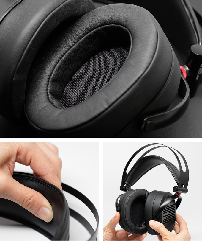 GT-R Planar Magnetic Headphones