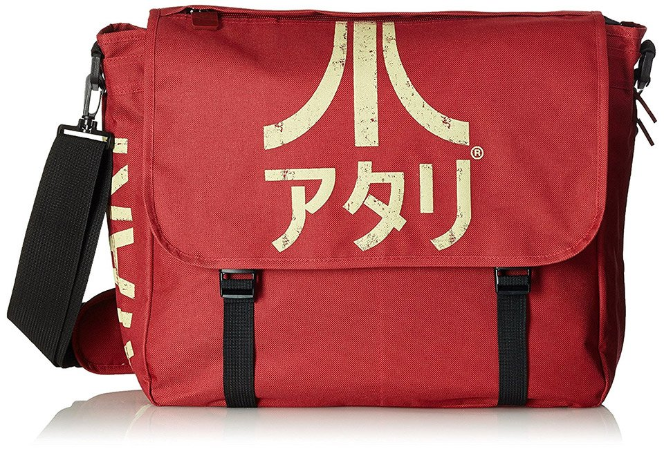 Japanese Atari Messenger Bag
