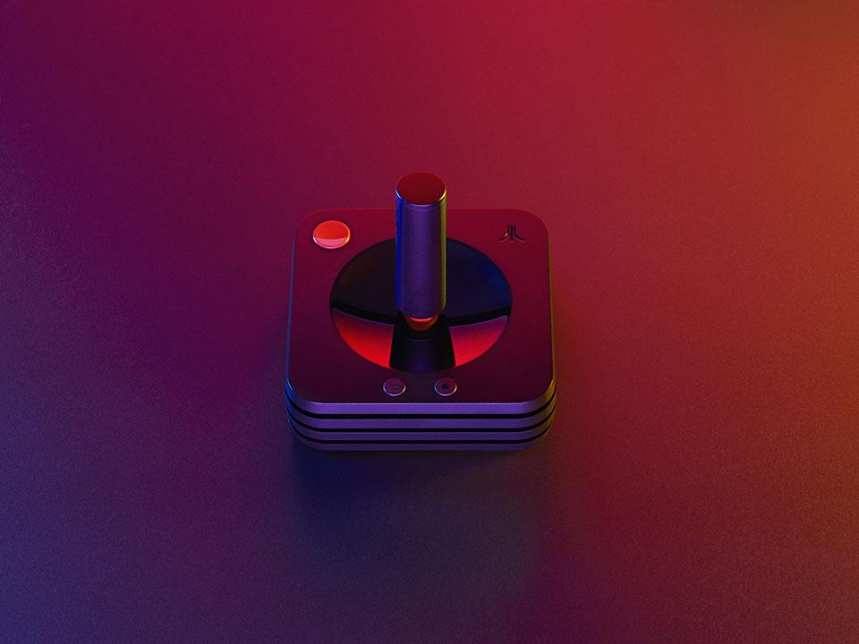 Atari VCS Retro Console