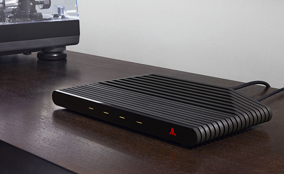 The Atari Vcs Will Let You Play Classic Games Stream