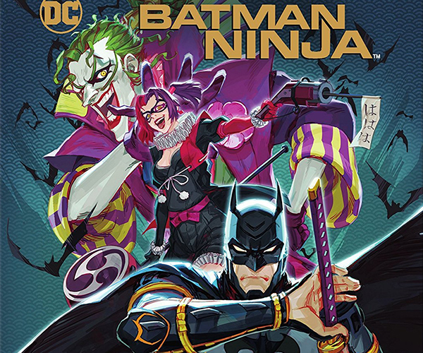 Batman Ninja (Blu-ray & DVD)