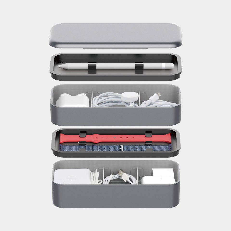 BentoStack Storage Boxes