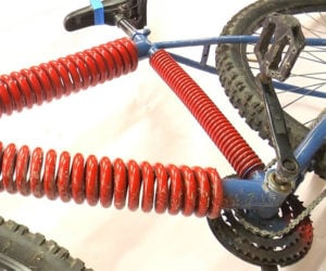 Bicycle of Springs