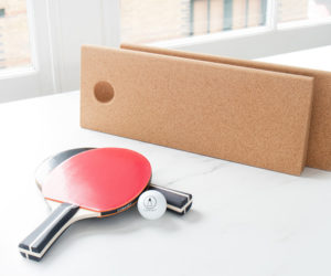 Corknet Portable Ping Pong Set