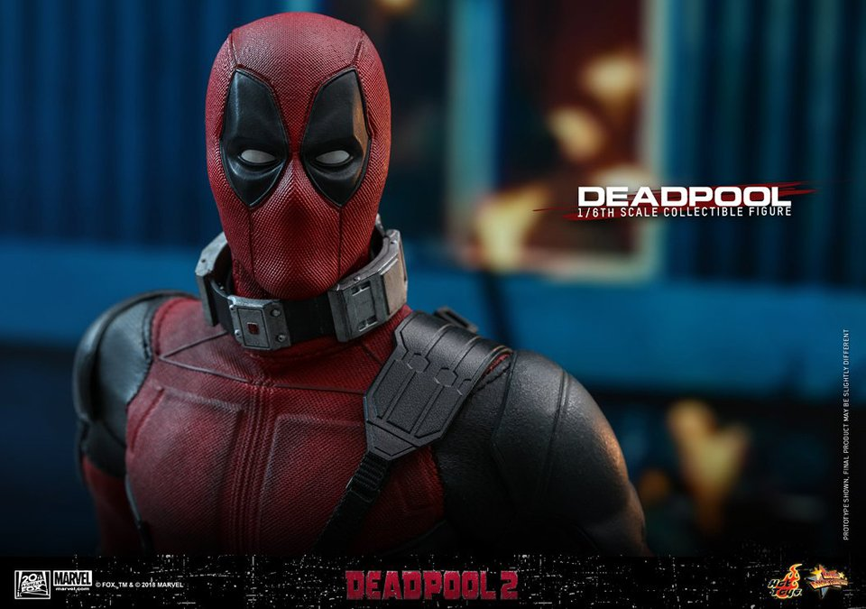 Deadpool 2 Deadpool Action Figure
