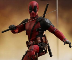 Deadpool 2 Deadpool Action Figure