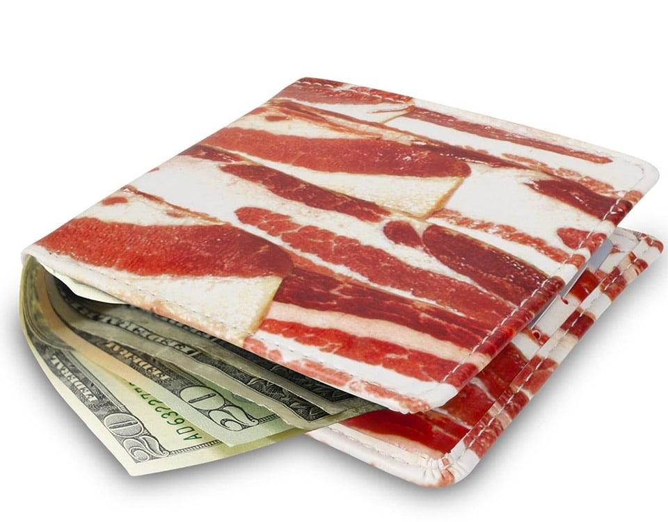 Deluxe Bacon Wallet