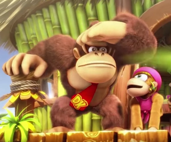 Honest Donkey Kong Game Trailer