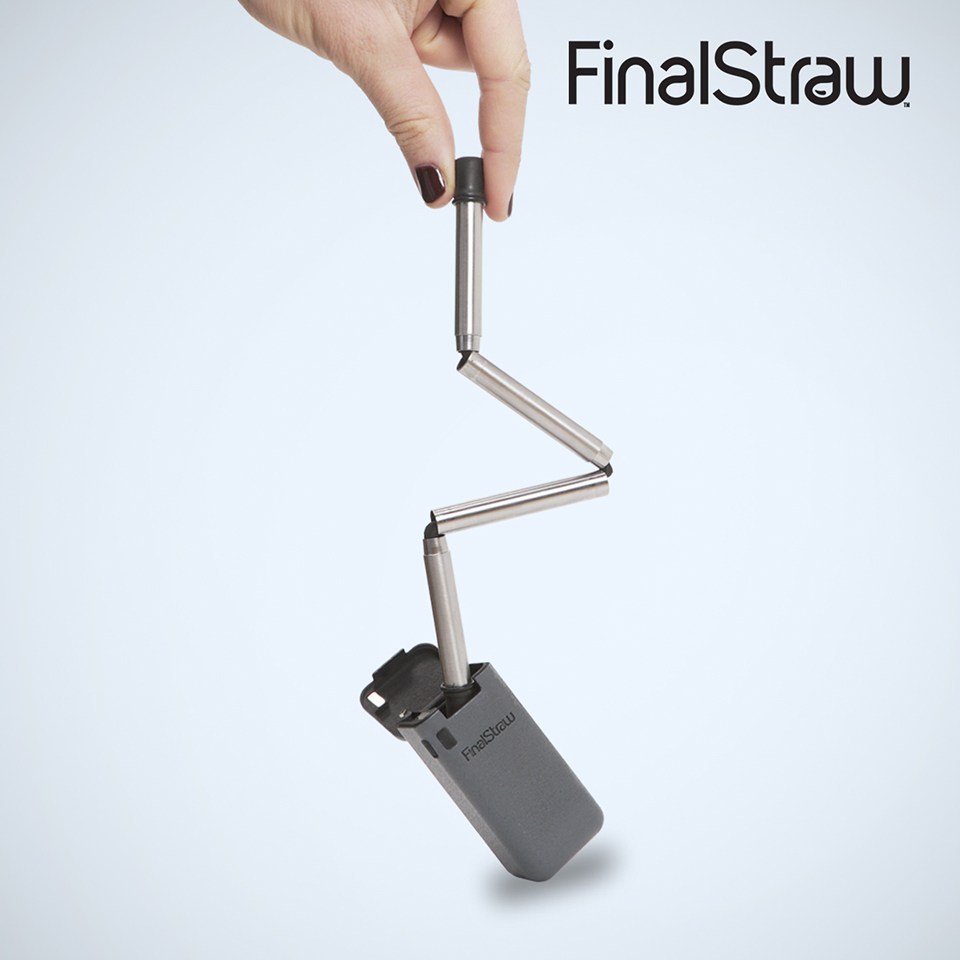 FinalStraw Reusable Straw