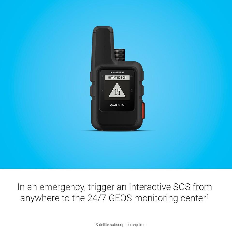 inReach Mini Satellite Communicator