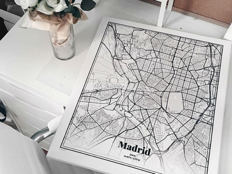 Deal: Grafomap Canvas Map
