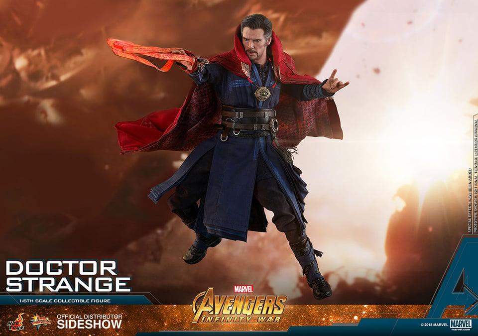 Hot Toys Infinity War Dr. Strange