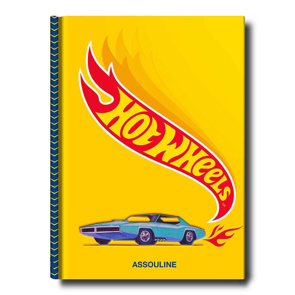 This Hardcover Book Is A Must-have For Hot Wheels Fans