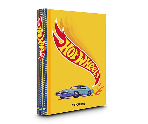 Hot Wheels Book