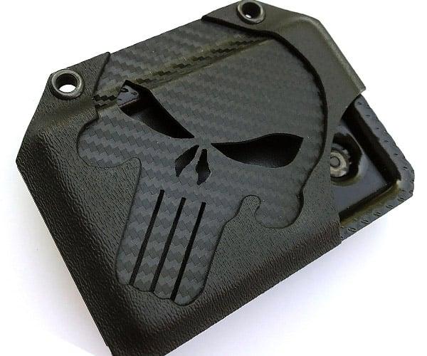 Kydex Punisher Wallet
