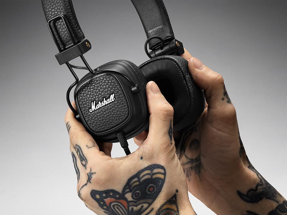 Marshall Major III Headphones