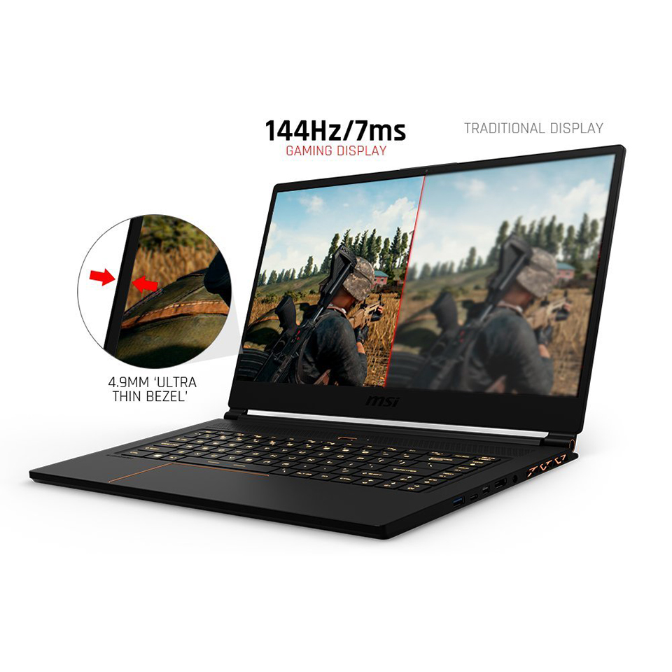 2018 MSI GS65 Stealth Thin