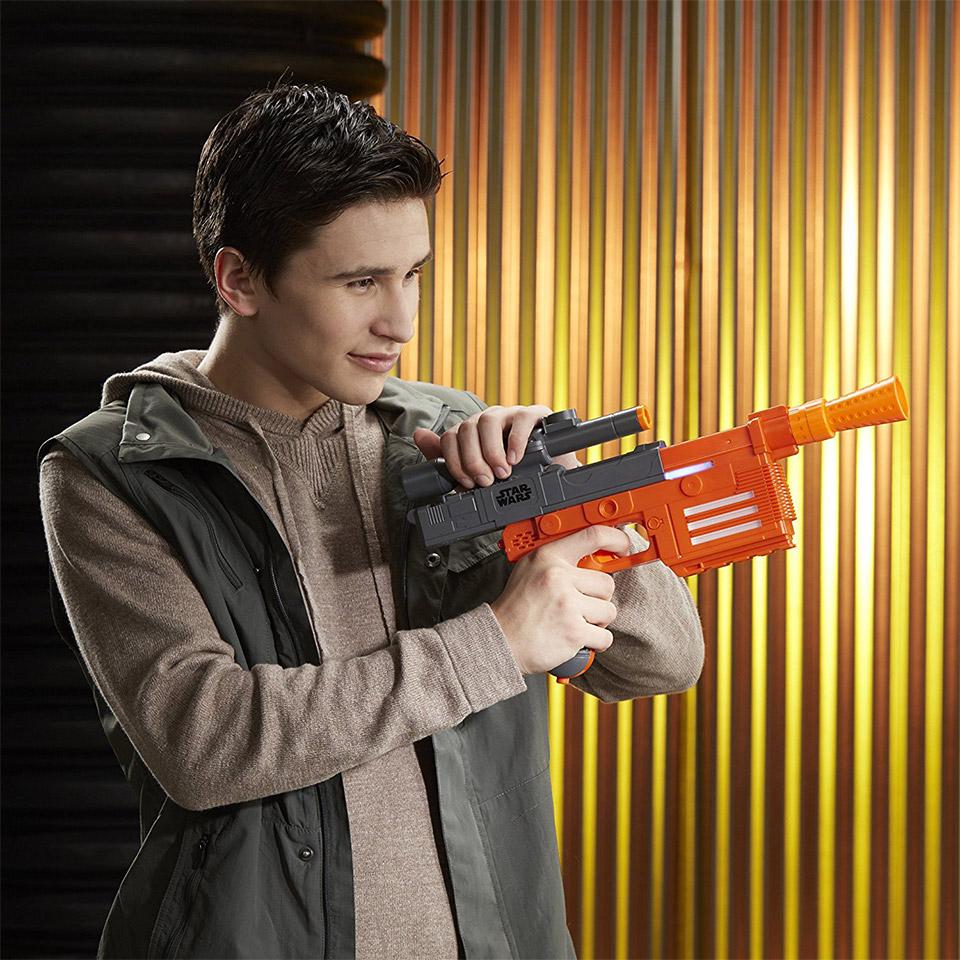 NERF Han Solo Blaster