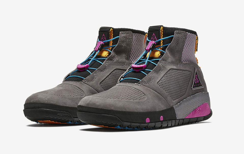 Explore in All Conditions with the Nike ACG Ruckel Ridge Sneaker Boot a50010205