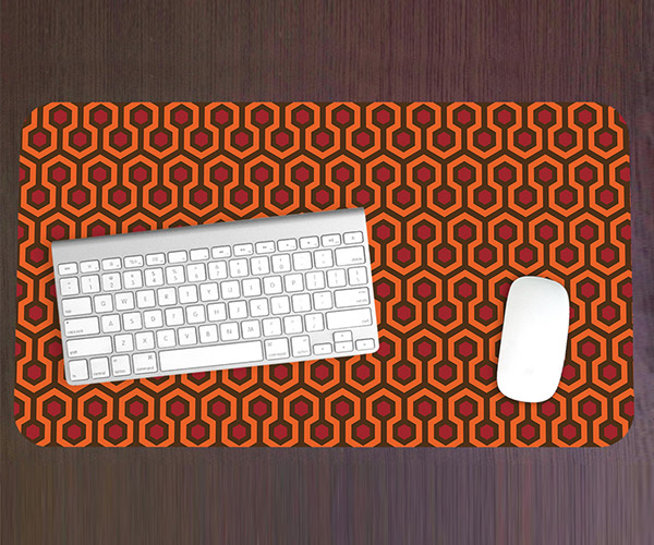 Overlook Hotel Desk Mat