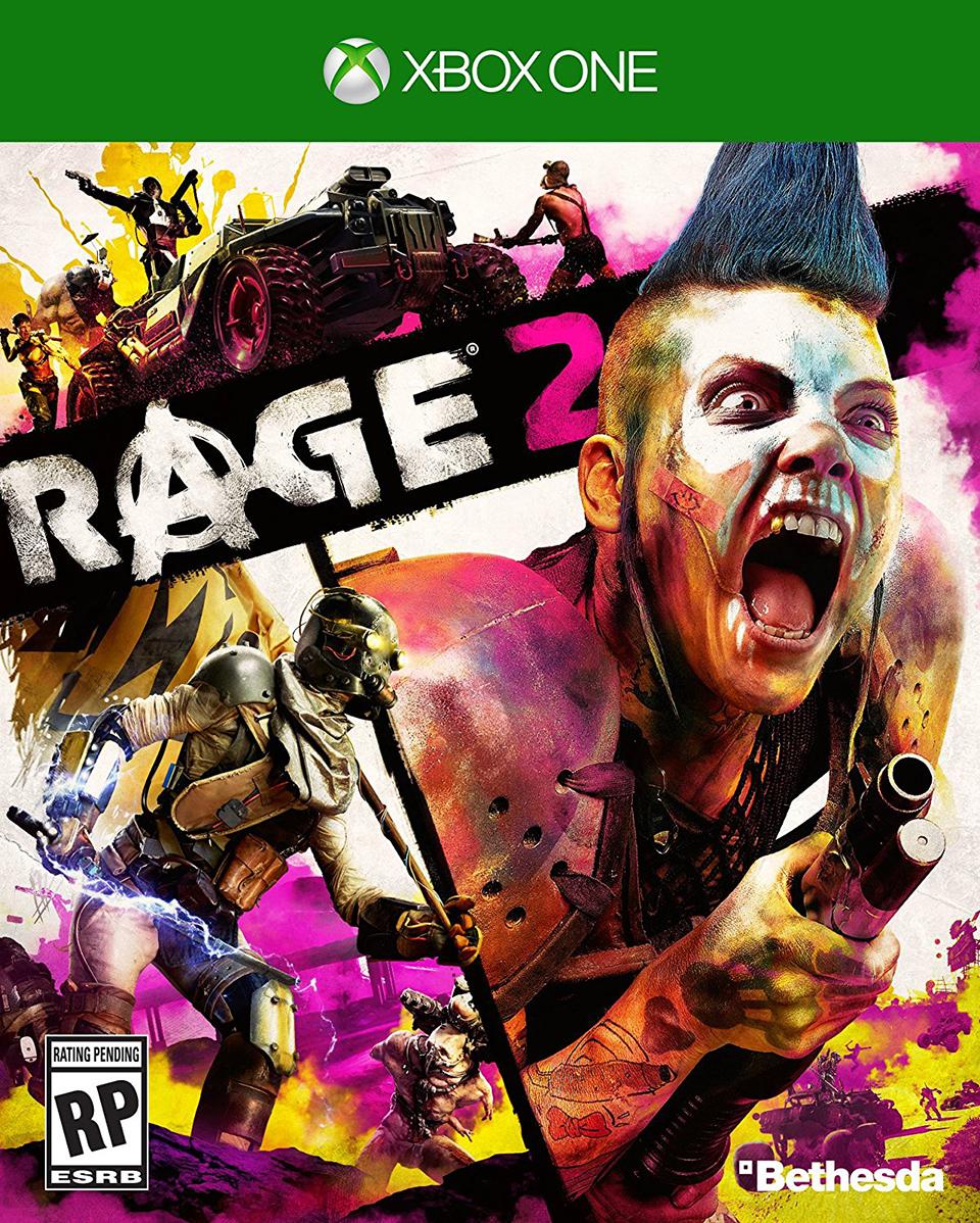 Rage 2 (Trailer)