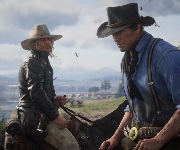 Red Dead Redemption 2 (Trailer 3)