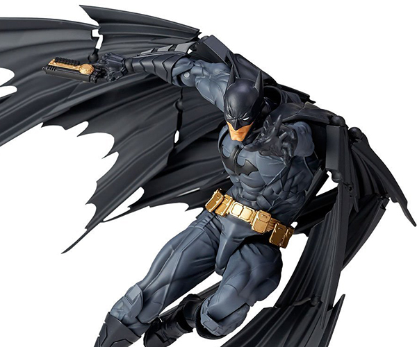Revoltech Batman Action Figure