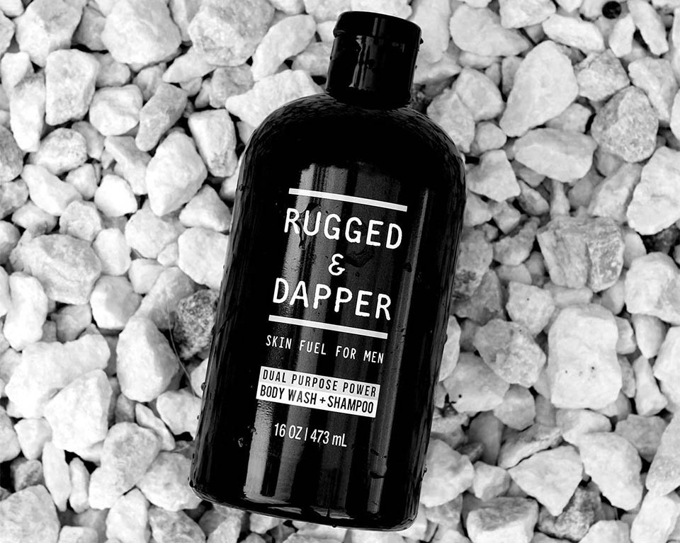 Rugged & Dapper All-in-One Wash