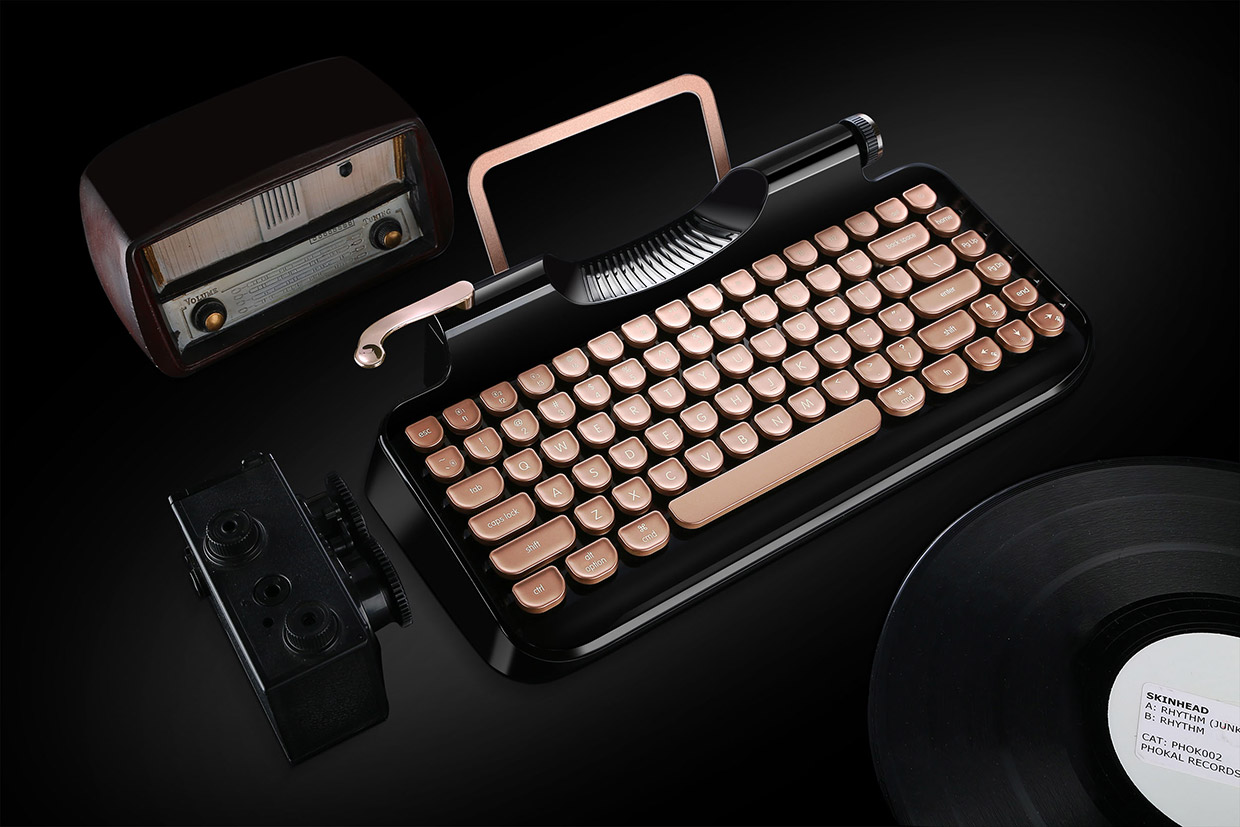 Rymek Retro Keyboard