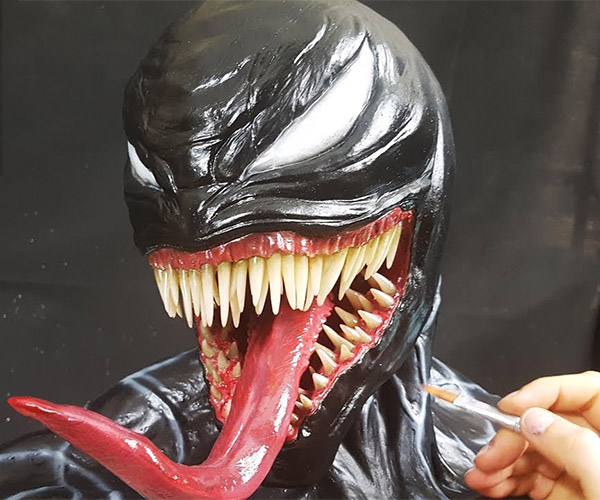 Sculpting Venom