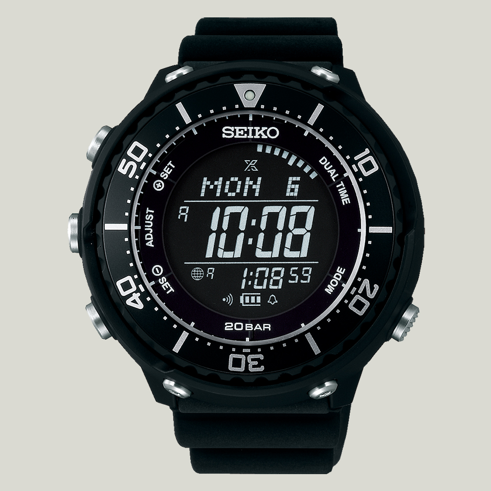 Seiko Prospex Digital Watch