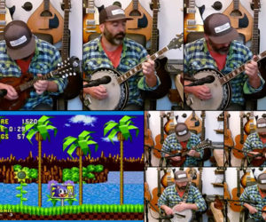 Sonic the Hedgehog: Banjo Edition
